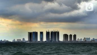Cuaca Besok Minggu 26 September 2021, DKI Jakarta dan Kota Penyangga Hujan Lebat Sore Hari