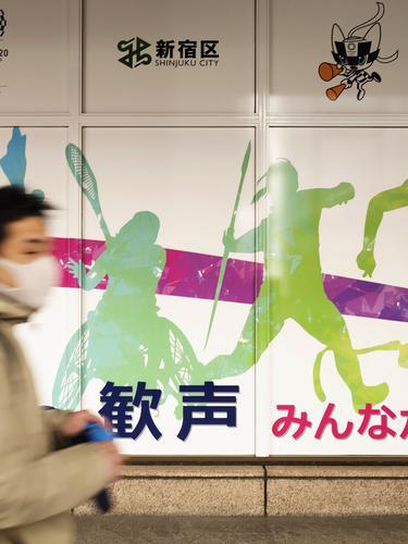 Pertaruhan Nasib Olimpiade Tokyo