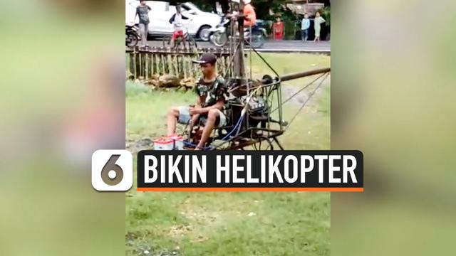 BIKIN HELIKOPTER