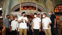 Kesawan City Walk menjadi salah satu program prioritas Wali Kota Medan Bobby Nasution.