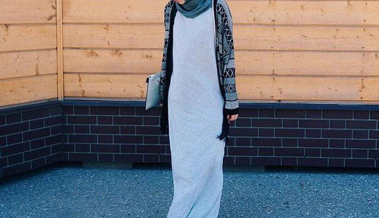 12 Ide Gaya Kece Hijab Anak Muda Untuk Gadis Remaja Fimela Fimela Com