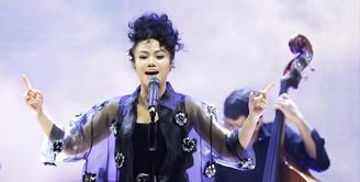 Yura Yunita (Bambang E Ros/Fimela.com)