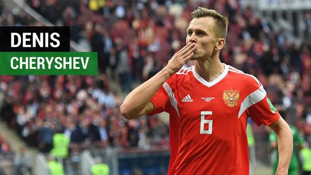 Berita video beberapa fakta menarik Denis Cheryshev setelah Rusia melumat Arab Saudi 5-0 pada laga pembuka Piala Dunia 2018.