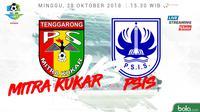 Liga 1 2018 Mitra Kukar Vs PSIS Semarang (Bola.com/Adreanus Titus)