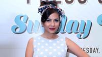 Resolusi 2019 Meisya Siregar, ingin lebih kurus dan sehat. ((Nurwahyunan/bintang.com)