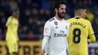 Isco semakin jarang  main  di Real Madrid (JOSE JORDAN / AFP)