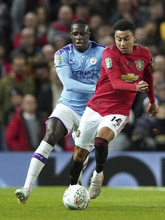 Main di old Trafford, MU Dipermalukan Manchester City