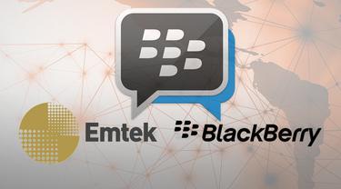 Emtek Blackberry