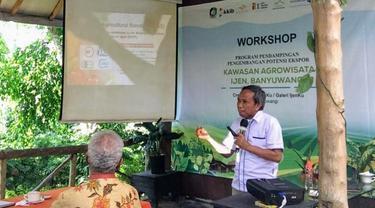 LPEI memberikan pelatihan dan pendampingan kepada petani beras dan kopi wilayah Ijen Banyuwangi