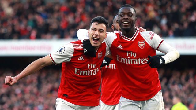 Arsenal Ditahan Imbang Sheffield United di Emirates Stadium