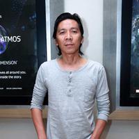 Bimbim Slank, yang lagu band-nya dijadikan soundtrack film 'Get Married 5'. (Deki Prayoga/Bintang.com)