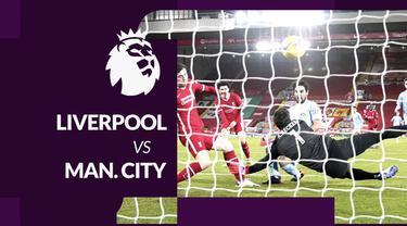 Berita video motion grafis Liga Inggris untuk laga pekan ke-23 antara Liverpool melawan Manchester City yang berakhir dengan skor 1-4 di Anfield, Minggu (7/2/2021) malam hari WIB.