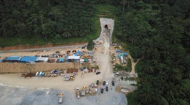 Proyek Pembangkit Listrik Tenaga Air (PLTA) Asahan 3