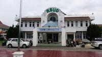 RSUD Kayu Agung Kabupaten Ogan Komering Ilir Sumsel (Liputan6.com / Nefri Inge)