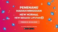 Pemenang Beraksi Liputan6.com Periode 24 - 30 Juli 2020