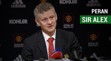 Berita video Manajer Ole Gunnar Solskjaer memberi komentar soal peran Sir Alex Ferguson bagi Manchester United yang ditanganinya.