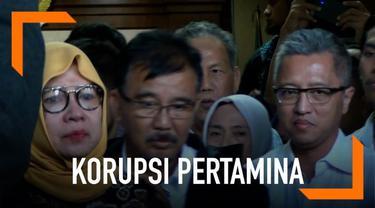 Mantan Dirut Pertamina, Karen Agustiawan divonis 8 tahun penjara, dalam kasus penyalahgunaan wewenang sebagai Dirut Pertamina. Karena juga dikenai denda 1 miliar rupiah.