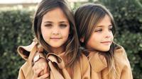 Dianggap sebagai sepasang saudara kembar paling cantik di dunia, kehidupan Leah dan Ava kini berubah drastis. (Foto: Instagram/@clementstwins)