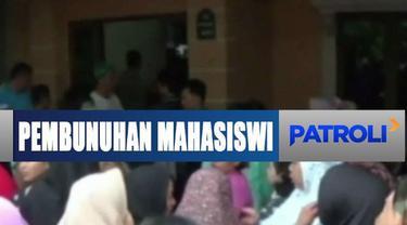 Untuk mengungkap kasus pembunuhan ini, polisi meminta keterangan sejumlah warga, karena diduga ada keterlibatan orang dekat korban.
