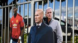 Namun musim depan Real Madrid akan melakukan belanja besar besaran. hal tersebut terkait dengan keinginan Real Madrid yang memiliki skuat kompetitif sebagai saingan Barcelona di La Liga dan Liga Champions. (AFP/Javier Soriano)