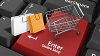 Ilustrasi Online Shop (Liputan6.com/Sangaji)