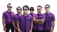 Tipe-X, band ska asal Indonesia. (Bahaya Records)