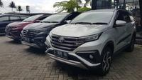 All New Toyota Rush. (Herdi/Liputan6.com)