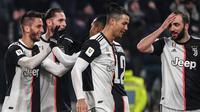 10. Juventus - USD 524,5 juta. (AFP/Marco Bertorello)