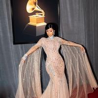 Cardi B Grammy Awards 2020 (Instagram @imcardib)
