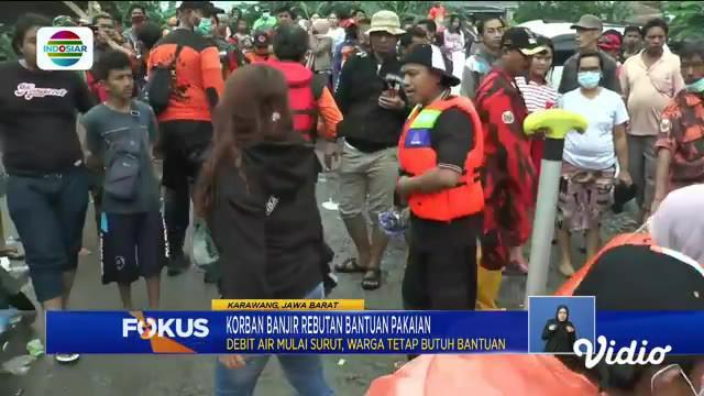 Fokus edisi (09/2) mengangkat berita-berita di antaranya, Waspada Banjir Di Jakarta, Korban Banjir Berebut Pakaian Bekas, Pesona Tanaman Buah Naga Mini.