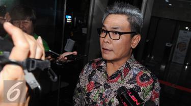 20161111- Jubir Presiden Joko Widodo Johan Budi-Jakarta- Helmi Afandi
