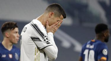FOTO: Porto Singkirkan Juventus dari Liga Champions