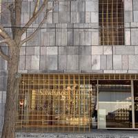 Menikmati treatment rileksasi di Sulwhasoo Flagship Store, Gangnam, Korea.