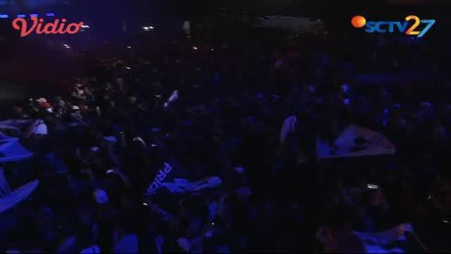 """Simak penampilan Anji yang membawakan lagu berjudul """"Bidadari Tak Bersayap"""" dalam acara Malam Puncak HUT SCTV 27"""