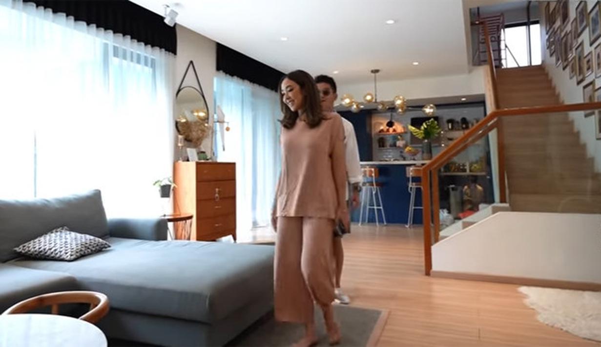 Rumah Gisella Anastasia (Youtube/Boy William)