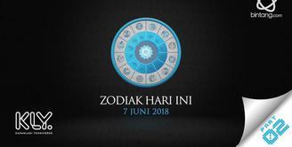 Apa yang dikatakan Zodiak Hari Ini? Yuk, langsung saja simak ulasannya berikut ini.