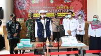 RIB Bagikan 4.600 Alat Kesehatan ke Tenaga Medis di RSPI Sulianti Saroso