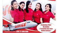 Yes! Wings Air layani penerbangan reguler Batam-Letung.