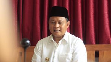 Wakil Gubernur (Wagub) Jawa Barat (Jabar) Uu Ruzhanul Ulum