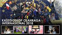 Kaleidoskop Olahraga Internasional 2018