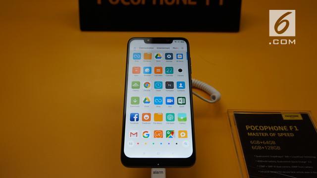 Meski Murah Xiaomi Pastikan Pocophone F1 Tak Dibuat Dari Bahan