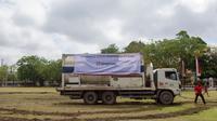 Sinar Mas mendonasikan oksigen ke Kalimantan Tengah untuk membantu pasien Covid-19 di daerah tersebut.