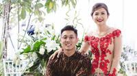 Junior Liem resmi melamar Putri Titian sebagai calon pendamping hidupnya [foto: instagram/juniorliem]