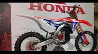 Motor Trail Listrik Honda CR Electric (Electrek.co)