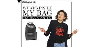 What's In My Bag Marissa Anita