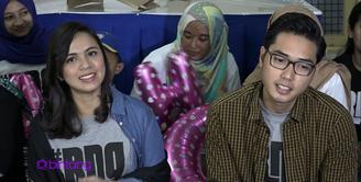 Berita bahagia datang dari pasangan Nycta Gina dan Rizky Kinoz yang sedang menanti anak pertamanya. Memasuki usia kandungan tiga bulan, Rizky Kinoz sebagai seorang suami menjadi ekstra sabar melayani segala keinginan istri.