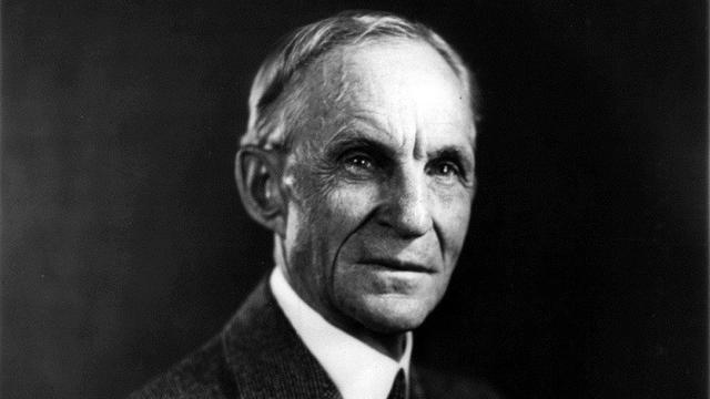 [Bintang] Henry Ford