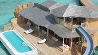 Soneva Fushi, sebuah hotel mewah di Maladewa meluncurkan vila di atas air (Dok.Instagram/@discoversoneva/https://www.instagram.com/p/CEo1ht7jPWE/Komarudin)