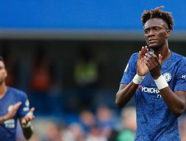 Chelsea Ditahan Imbang Leicester City 1-1