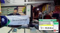 Docheck Bantu Pedagang Pasar Tradisional Go Digital.